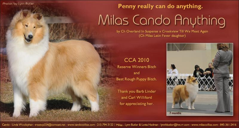 """Penny"" - Milas Cando Anything"